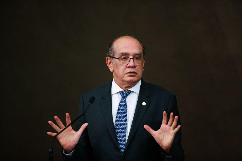 Gilmar Mendes afirma que mandato fixo em tribunais superiores prejudica segurança jurídica. https://t.co/MHXcw0vPzc 📷 Antônio Cruz/ABr