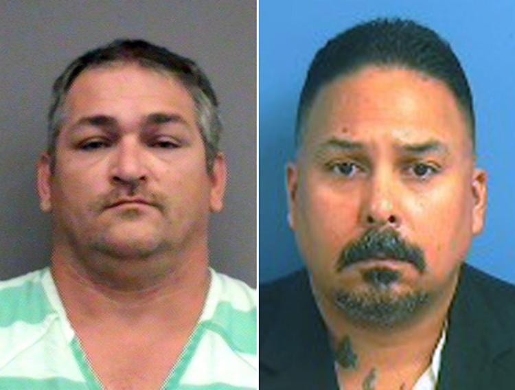 Ex-prison guards who were KKK members found guilty of conspiring to kill former black inmate https://t.co/0zAQkzXspn