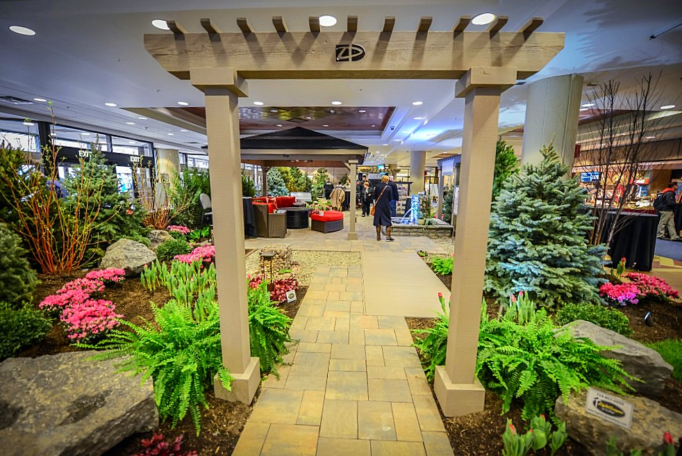 Throwbackthursday To The Garden Area At 2017 Buffalo Home Show Pic Twitter Gdotkuq