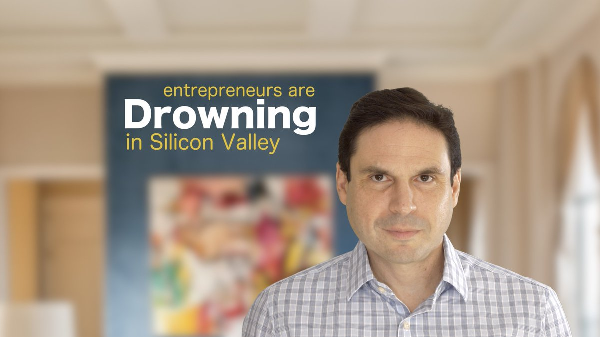 #Entrepreneurs Are #Drowning in #SiliconValley  #YouTube #Video:  https:// youtu.be/8QjgqKuL5Ig  &nbsp;  <br>http://pic.twitter.com/vXLiXoL9b2