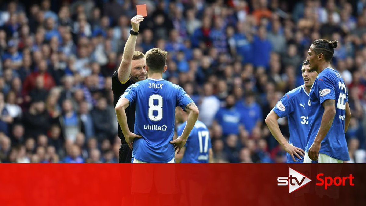 Rangers midfielder Ryan Jack wins appeal against red card https://t.co/N6g9KnUsd6