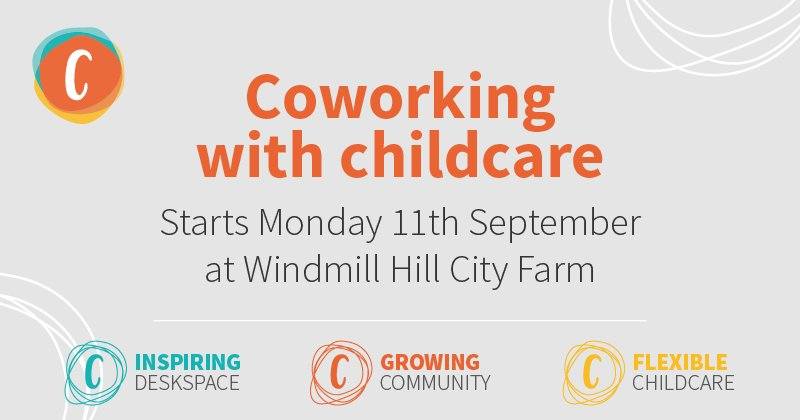 Pls RT: BOOK NOW for Mon 11 Sept #coworking with #childcare for #freelance #parents  http:// ow.ly/ciMZ30etKBH  &nbsp;  <br>http://pic.twitter.com/6HIK0WK7Gf