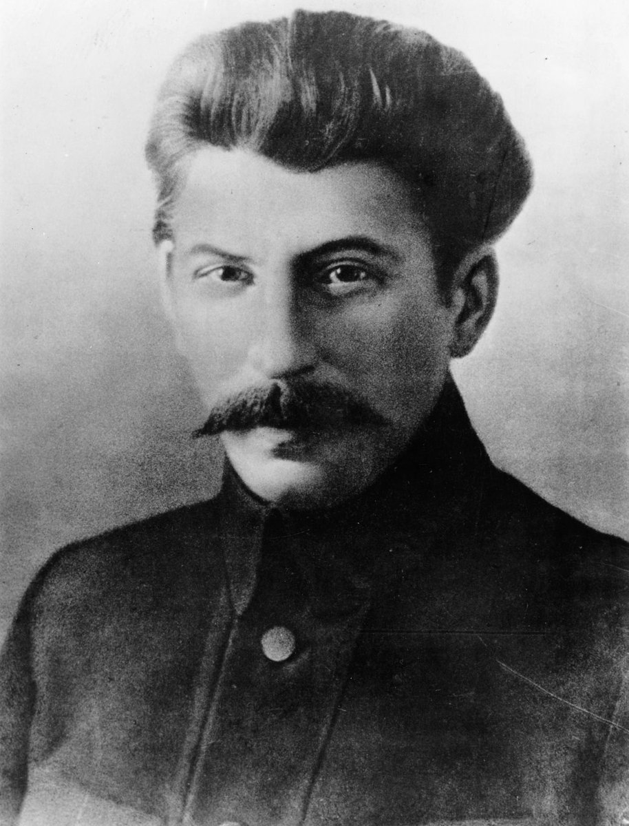 Aug 16, 1917 - Joseph Stalin is elected to the Bolshevik Central Committee #100yearsago