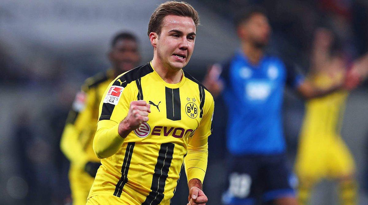 Nationalspieler @MarioGoetze vor erstem Pflichtspiel für @BVB seit Jan...
