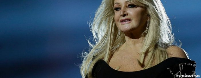 Bonnie Tyler to sing 'Total Eclipse' hit during eclipse: https://t.co/iQofJXh21j
