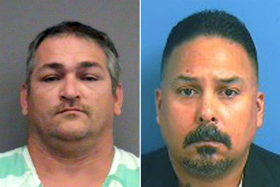 KKK members working as prison guards were convicted in a plot to murder a Black inmate: https://t.co/oS0xbWohfA