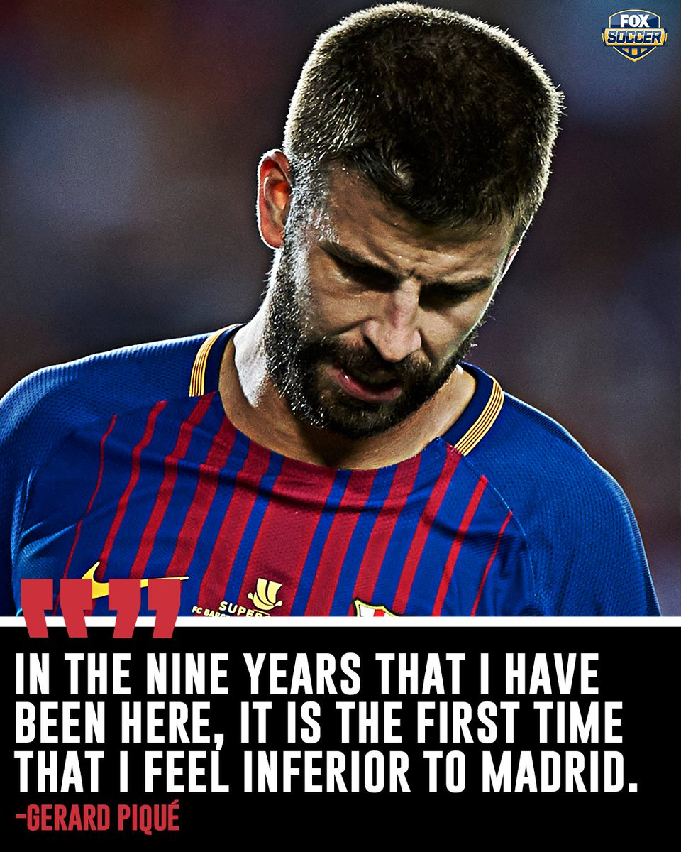 #RapidReplay #FIFA #ConfedCup #WorldCup Gerard Piqué knows.   Barcelon...