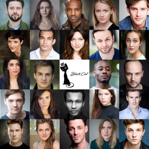 Roll up, roll up, our #Millennials cast is here - performing for you 17th September @swkplay  - tix here:  http:// southwarkplayhouse.co.uk/events/the-mil lennials/ &nbsp; …  #actors<br>http://pic.twitter.com/yHJZrjVZ1L