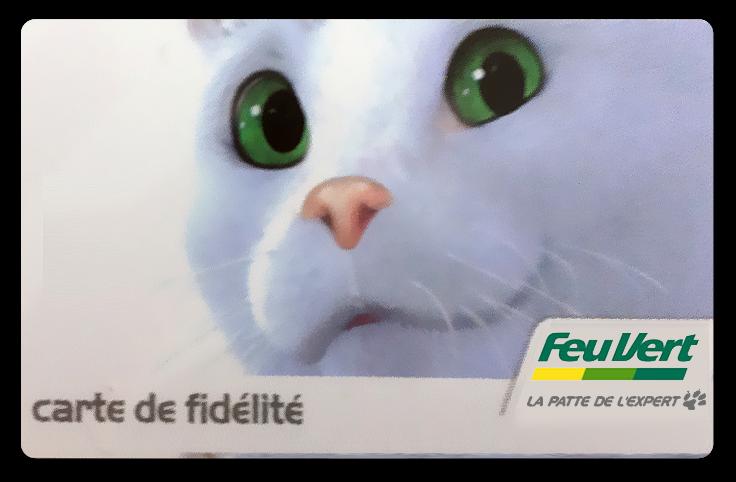 carte fidelite feu vert Ballet national de Marseille on Twitter: