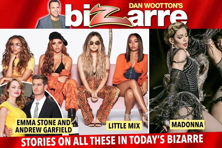 Could there be a movie star reunion on the cards? Today's Bizarre in @TheSun https://t.co/datcymYyIC https://t.co/hGcPD6UKmX
