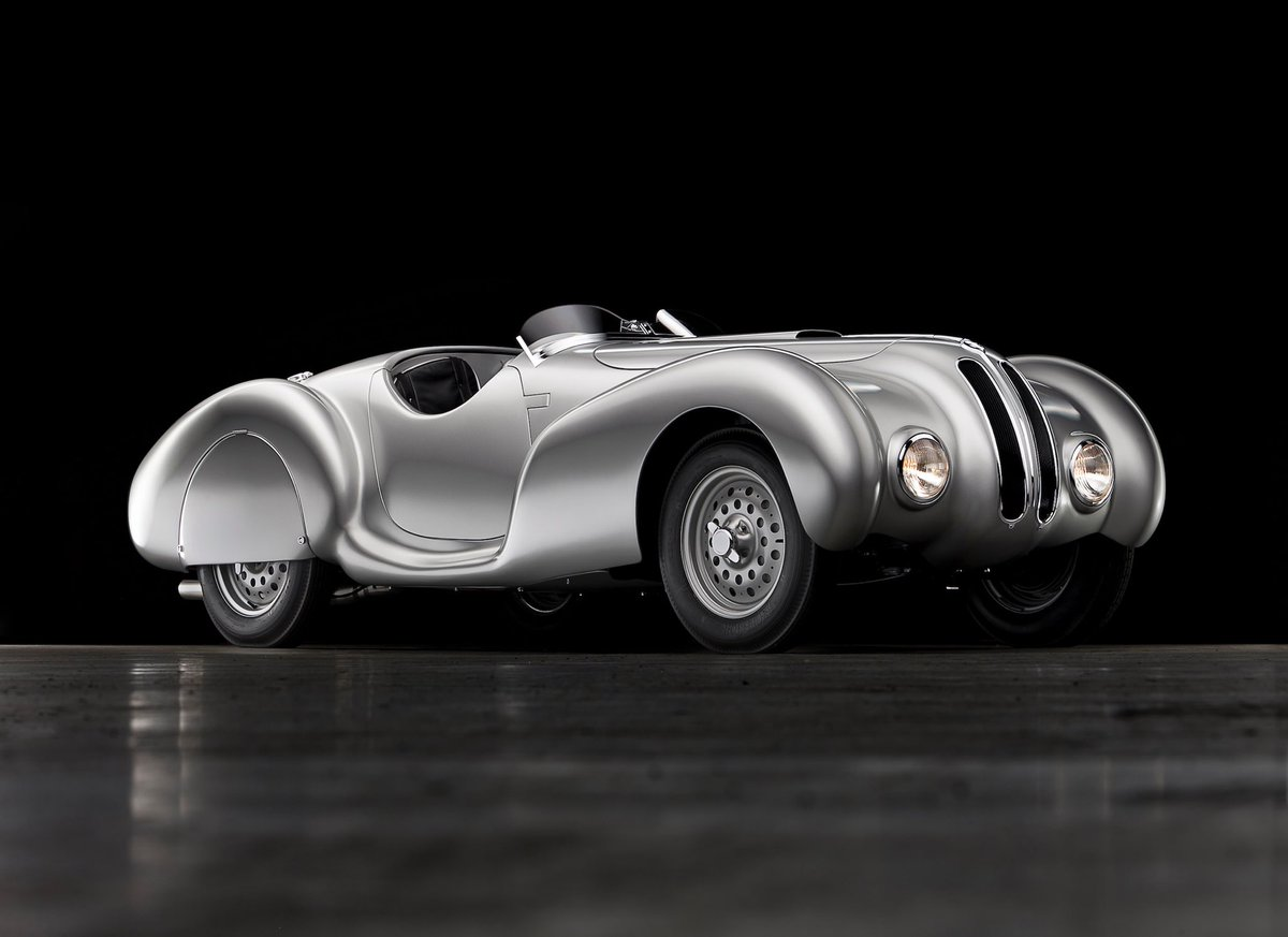 Today on  http:// Silodrome.com  &nbsp;   - A rare 1940 BMW 328 Roadster  @wwgauctions @BMW #bmw #car #classiccar #style #design #industrialdesign<br>http://pic.twitter.com/GhTgq9PyaT