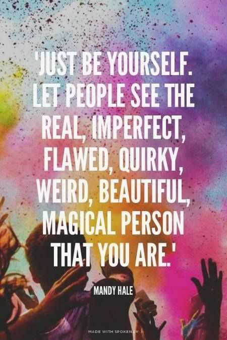 The weekend is creeping up on us!Any plans? Let us know! Our #QuoteOfTheDay reminds you all to be perfectly and uniquely YOU! #TeamPersona <br>http://pic.twitter.com/iSnWJUljgv