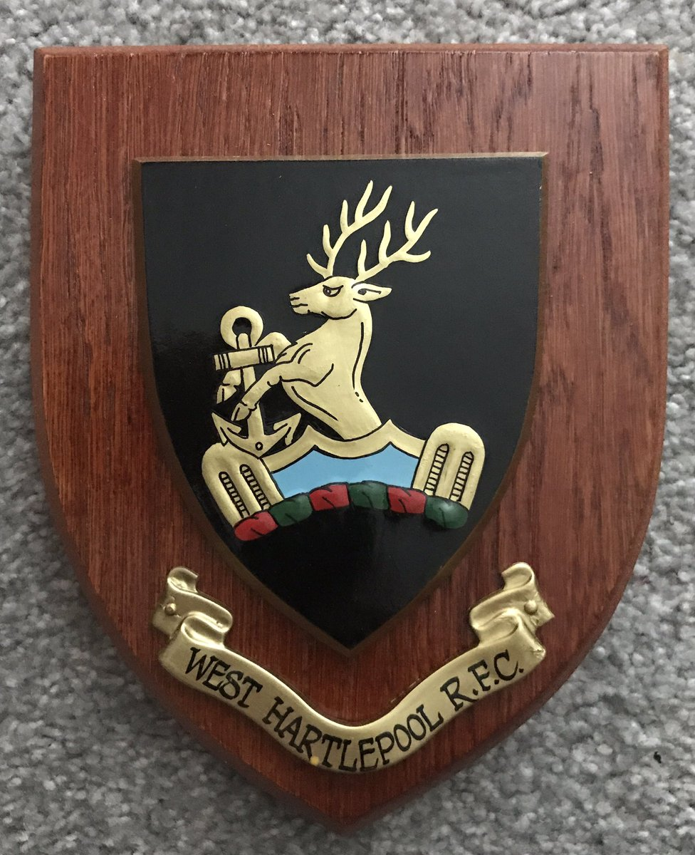We are blown away by the generosity of the local rugby community.  Thank you @WHRFC  #RugbyFamily #ClubPlaque<br>http://pic.twitter.com/RGrpS8qRg9
