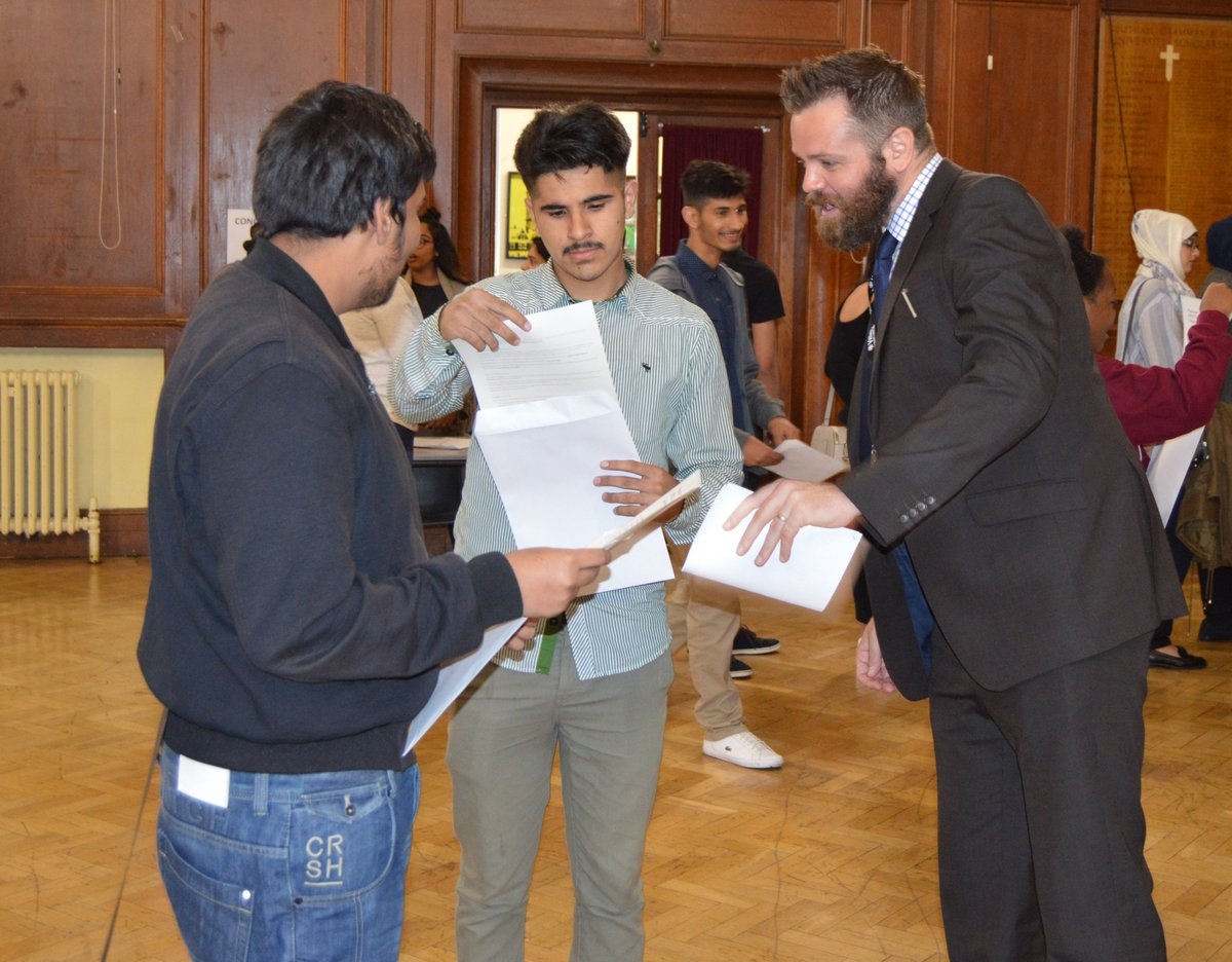 """Villiers High School on Twitter: """"Congratulations to all our sixth-formers; best set of results ever! 100% pass-rate; 82% A*-C; 49% A*-B. Good luck for the ..."""
