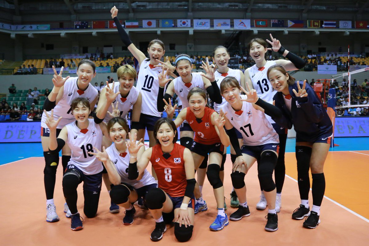 Asian Volleyball (@avcvolley)   Twitter