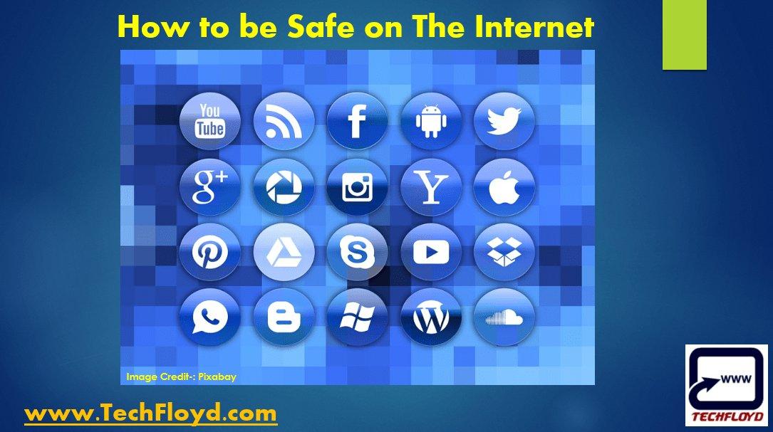 How to be Safe on The Internet  https:// goo.gl/FLEKWr  &nbsp;   #onlinesafety <br>http://pic.twitter.com/t09RqQkM3V