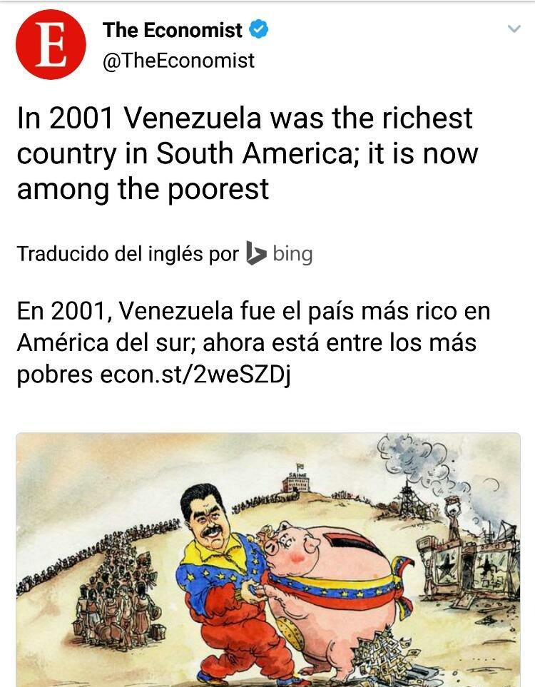#17Ago THE ECONOMIST: