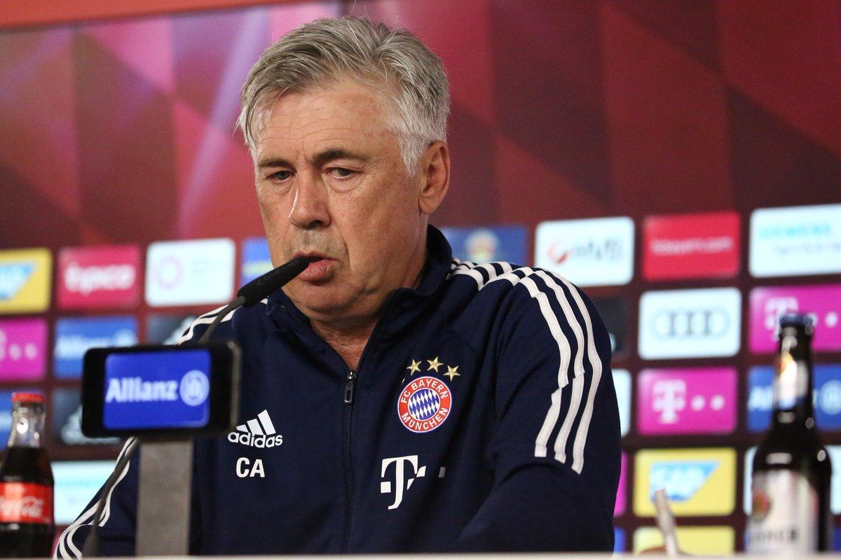 '@Manuel_Neuer wird morgen nicht spielen. Wir werden kein Risiko einge...
