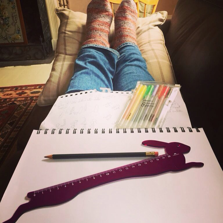 Working on a new story and using my new fab ruler  #storytelling #author #kamishibai #creativity<br>http://pic.twitter.com/mGHgObhXnL