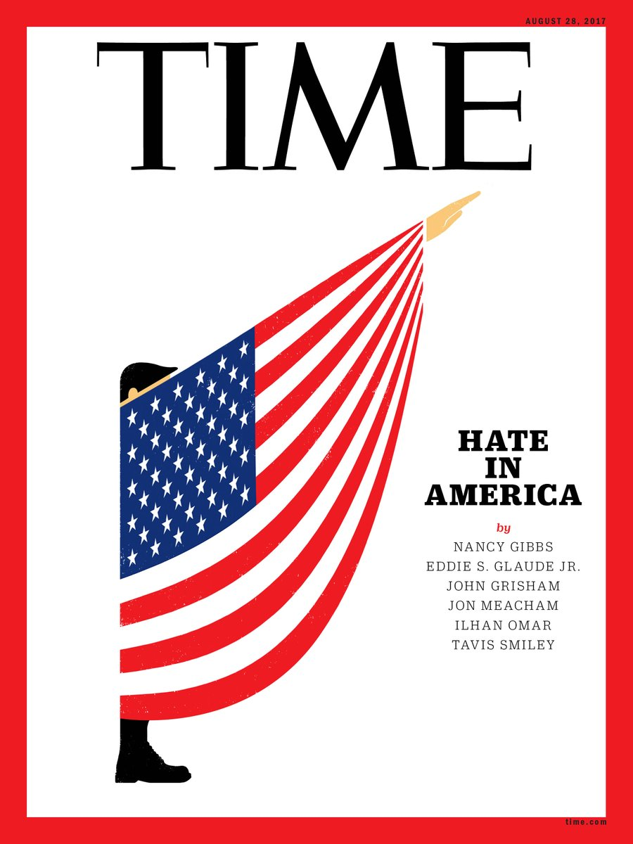 Quite the cover from @TIME.