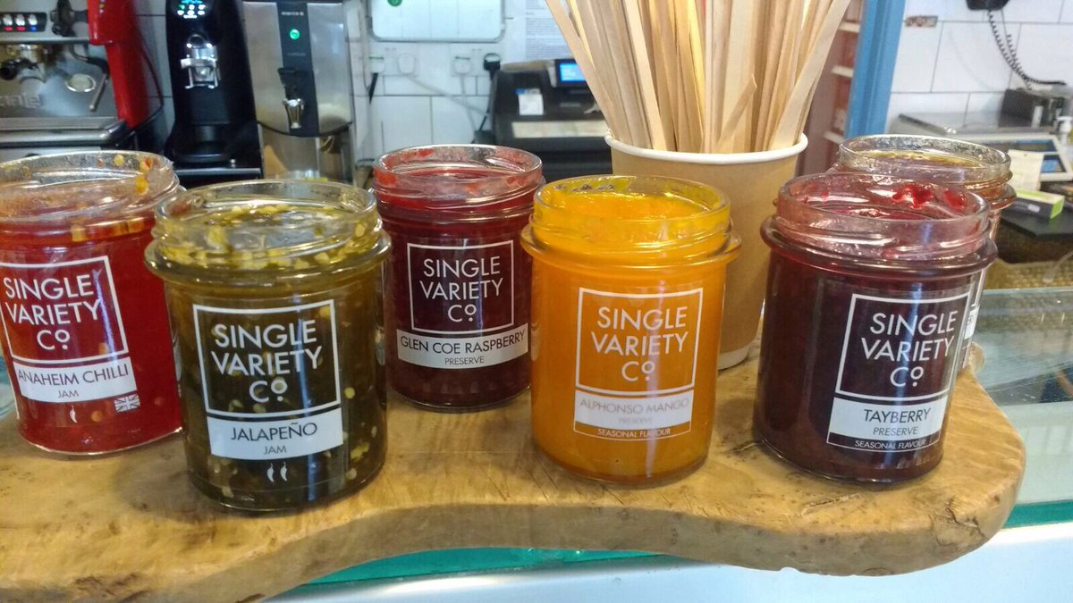 Today in the deli you can taste these lovely, lovely jams. #tastings #singlevarietyco<br>http://pic.twitter.com/dUQdWM6gtQ