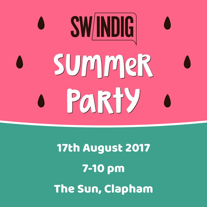 Final SWINDIG warning - tonight is the night! 🏝🍉 Sign up for your FREE ticket here: https://t.co/hnoetoritI https://t.co/nBwmqWOVPK