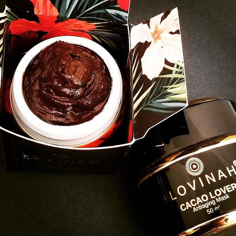 #Chocolate is Always the answer  Reboot your skin with powerful  skin boosting Cacao  Mask and give your skincare…  http:// ift.tt/2i7Y4b7  &nbsp;  <br>http://pic.twitter.com/1O6tnnDm6w