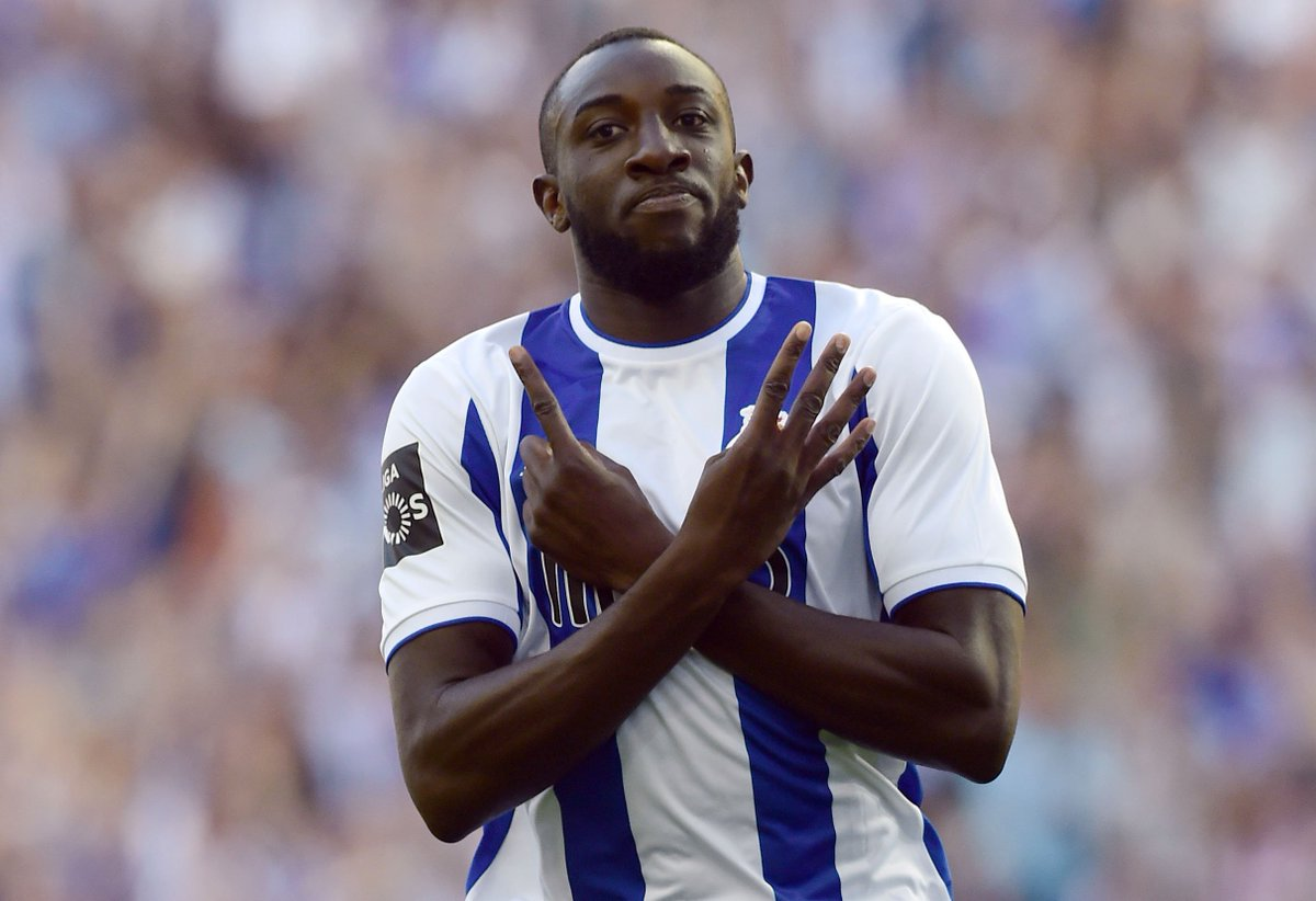 Moussa Marega at Porto:  Games 2 Goals 2  One to watch in the #UCL? ⚽️...