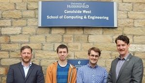 Great coverage in the @MidYorksChamber #News. #Cyber #security solution for #SME's  https:// buff.ly/2vL9O6B  &nbsp;  <br>http://pic.twitter.com/HeAjmLvQK9