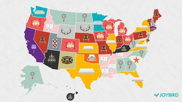 The Most POPULAR Interior Design Trends in Every State!  http:// realtor.com  &nbsp;    http:// ow.ly/aXOw30emLnE  &nbsp;   #Realtor #RealEstate #InteriorDesign<br>http://pic.twitter.com/GI9oplzmCp