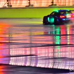 #TBT to when the #LexusRCF GT3 glistened in the night sky at @DISupdates.