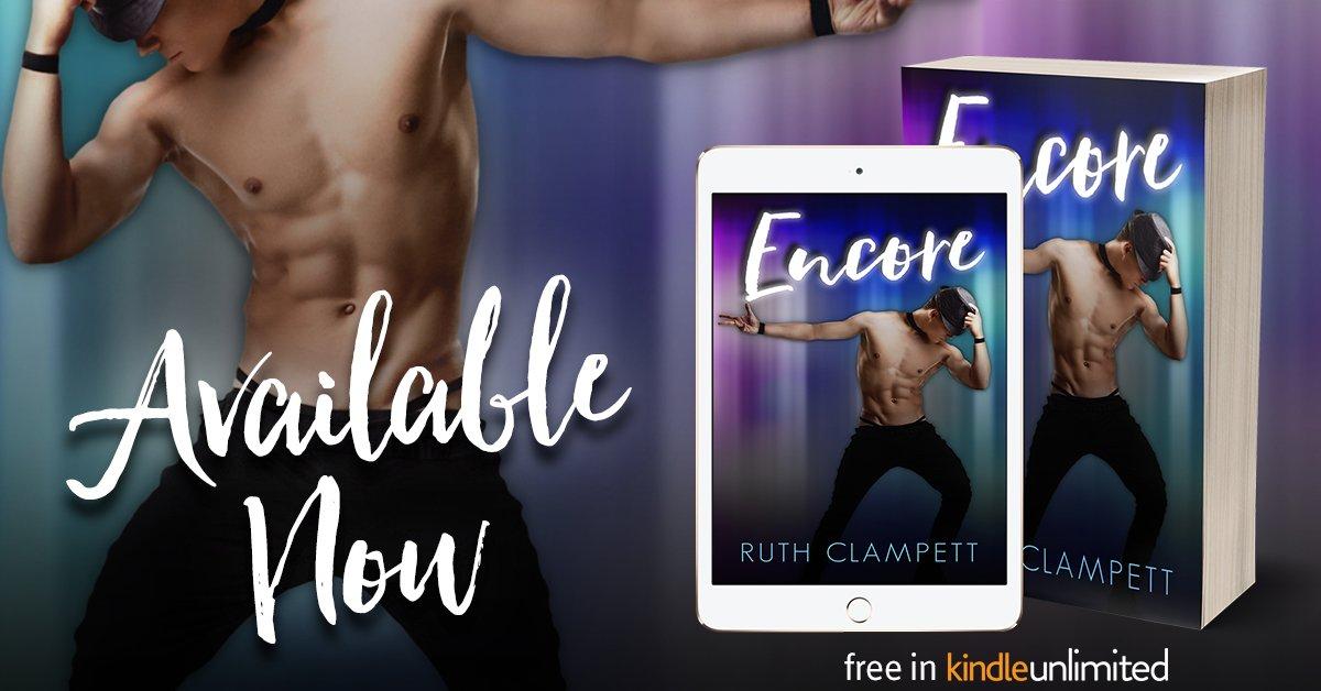 #HappyReleaseDay @RuthyWrites Ruth Clampett  #ENCORE is LIVE →  http:// bjsbookblog2.blogspot.de/2017/08/ruth-c lampett-encore-mmromance-blogtour.html &nbsp; … <br>http://pic.twitter.com/LKgY3ynLgP