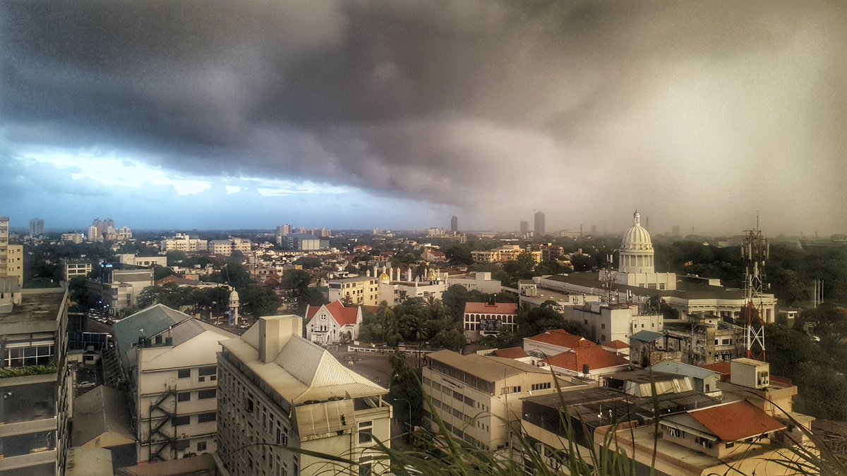 Colombo right now! https://t.co/gyH3CHooor