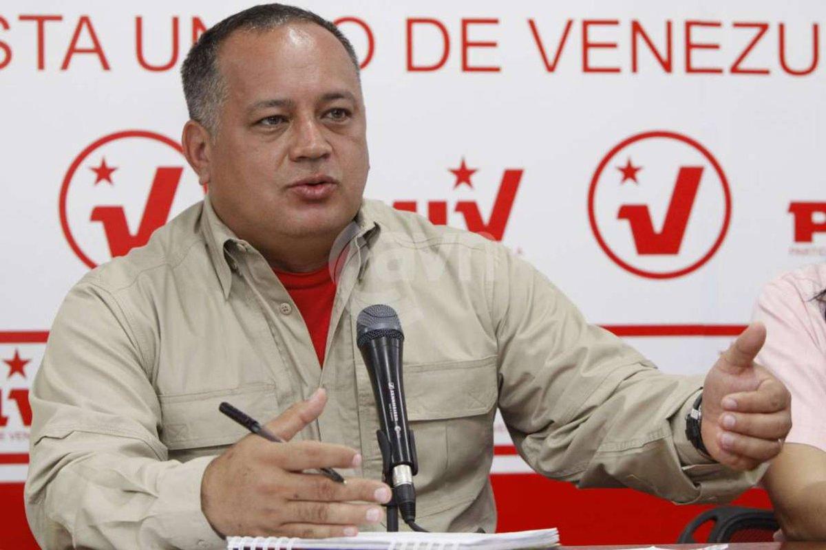 Aseguran que Cabello perdió la demanda en contra de The Wall Street Journal https://t.co/EQSrU351od