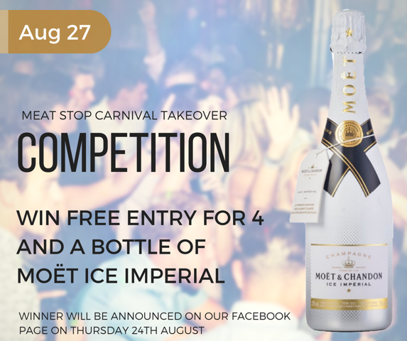 Head over to our Facebook page > https://t.co/RbNItRcRue  < and enter our @Moet_UK #BankHolidayWeekend competition. https://t.co/2viZ0d7Q4e