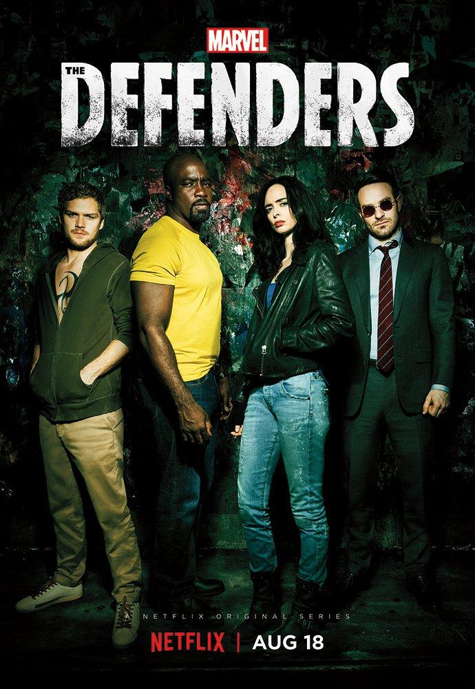 ¡Mañana es el gran día! Prepárate para el estreno de #TheDefenders htt...