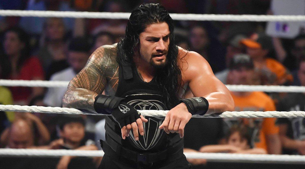 WWERomanReigns photo