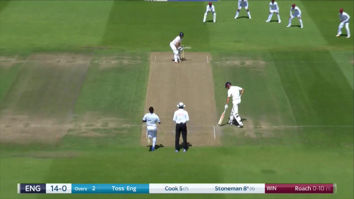 England brisk with twin fifties against West Indies