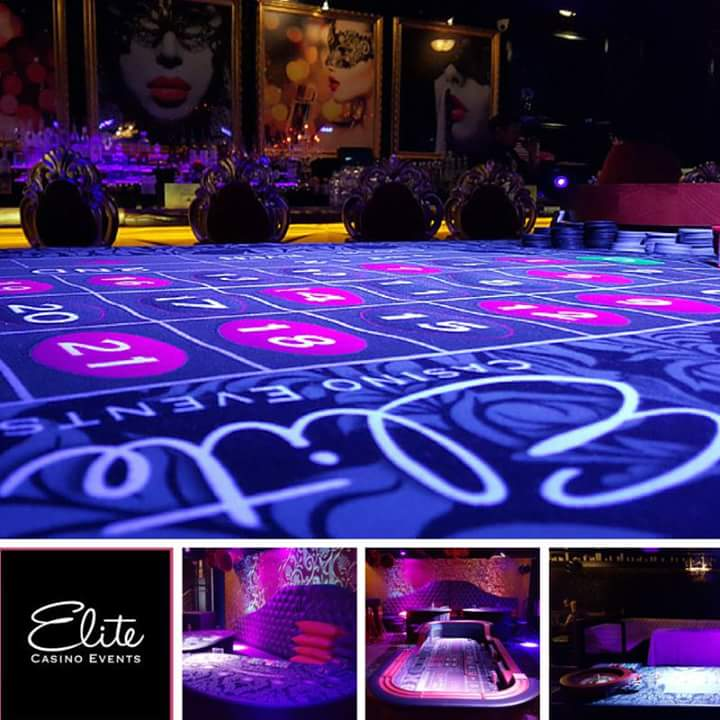 Today is a great day to go all in with #EliteCasinoEvents. #Casino #Casinoparty