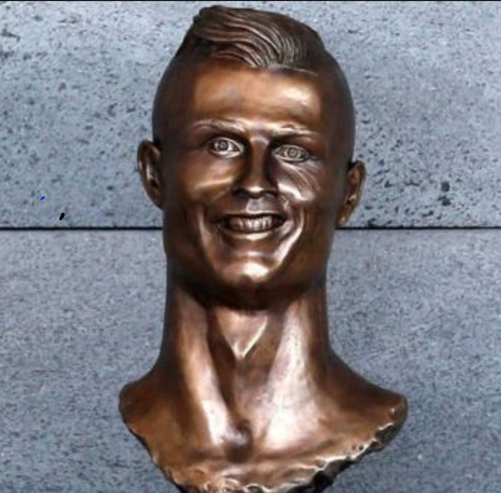 Sad to see the history and culture of our great country being ripped apart with the #removal of our beautiful statues &amp; monuments. #Ronaldo <br>http://pic.twitter.com/pWg7rPyw6Q