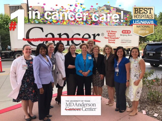 TY 2 all who took selfies 2 support MD Anderson!! &amp; HEB truck enroute across Tx 2 support MDA&#39;s mission 2 #End Cancer ! Go MD Anderson !!!l <br>http://pic.twitter.com/tfmofVszhR