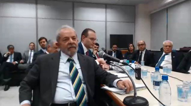 Lula pede a Moro que suspenda interrogatório de setembro - https://t.co/XuUBFSgqdy #Política #Brasil #Notícias