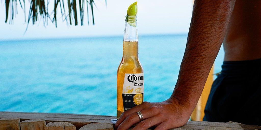 corona beer official twitter