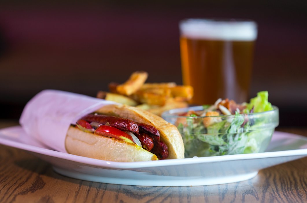 Who else is craving an Original Double Dog from @originaljoes !?! #OJs #YVR<br>http://pic.twitter.com/rtk3iHMJHy