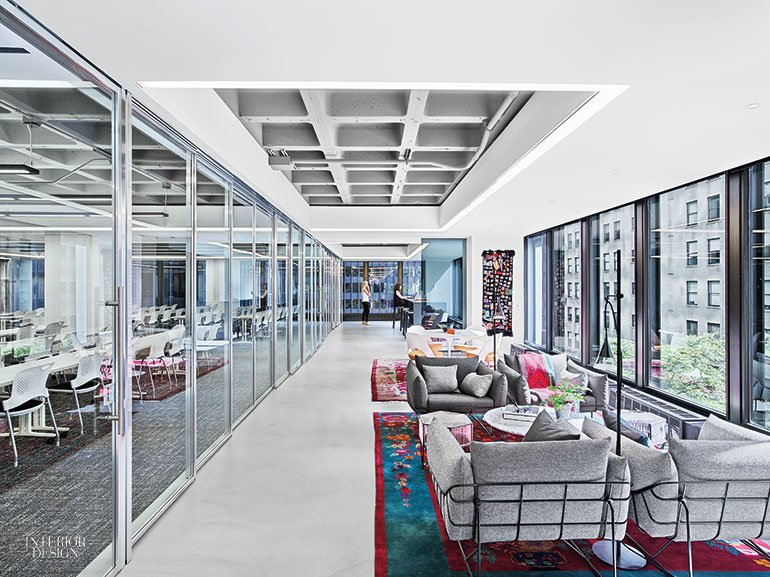 Stunning New Office Space For The @IIDA_HQ. Rugs From Oscar Isberian Rugs  Throughout. Http://ow.ly/d2Mk30euhJ3 Pic.twitter.com/iuTZ63Kze1