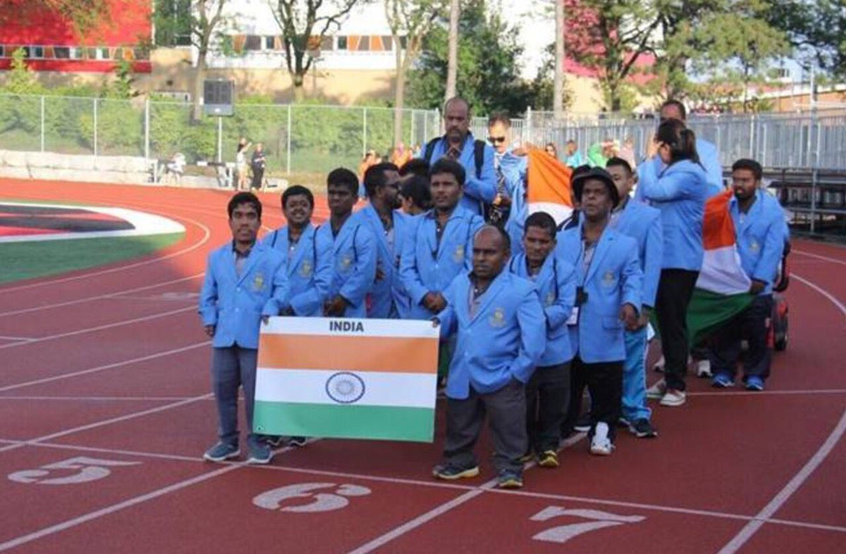 37 reasons to be extra proud of #TeamIndia's performance at the #WorldDwarfGames. 15 Gold, 10 Silver & 12 Bronze. Outstanding achievement!