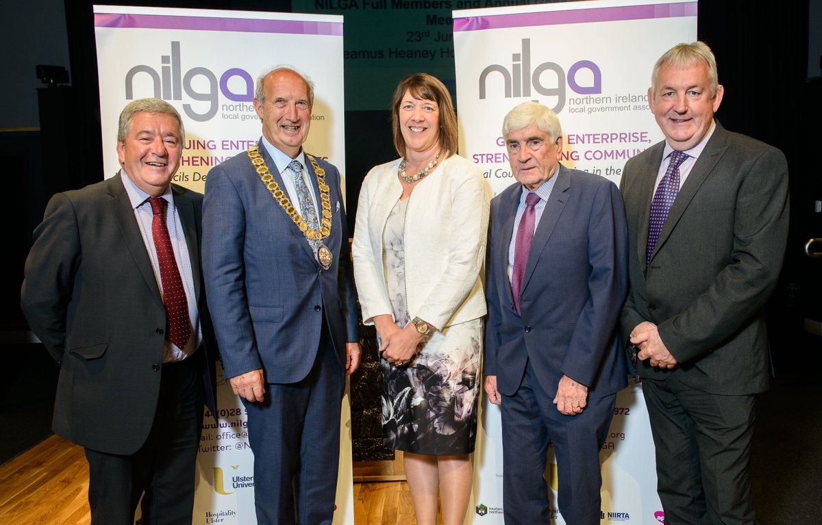 RT @NI_LGA ASSEMBLY OR NOT – COUNCILS DETERMINED TO MAKE PROGRESS - https://t.co/0ODOhiMqDl