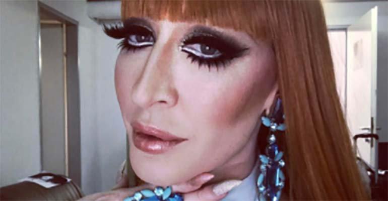 Drag queen comparada com Claudia Raia revela desejo de conhecer a atriz: 'Alguém me apresenta?' -> https://t.co/2V889mGwxf
