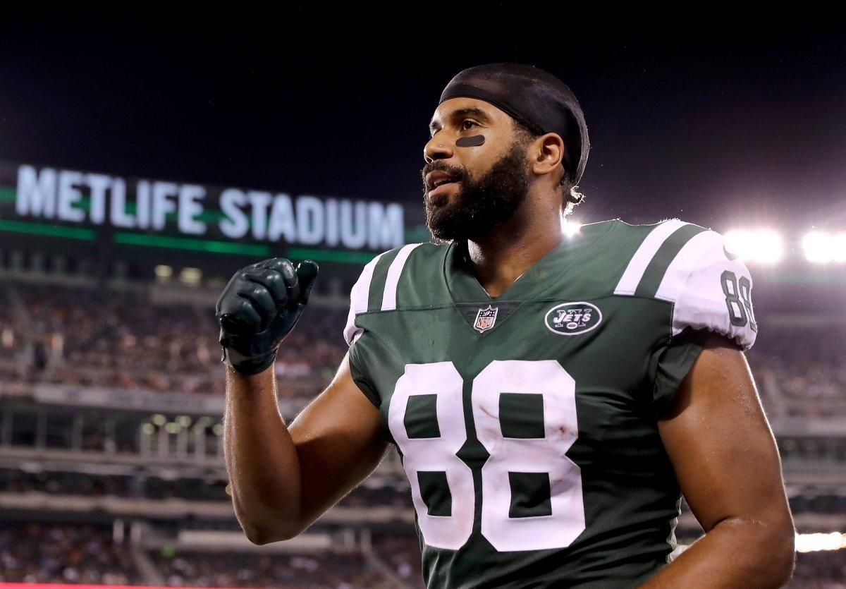 Jets TE Austin Seferian-Jenkins opens up to Daily News after battles with alcohol https://t.co/Tydma9afnt