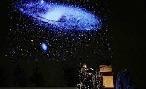 Stephen Hawking thinks humanity only has 100 years left on Earth https...